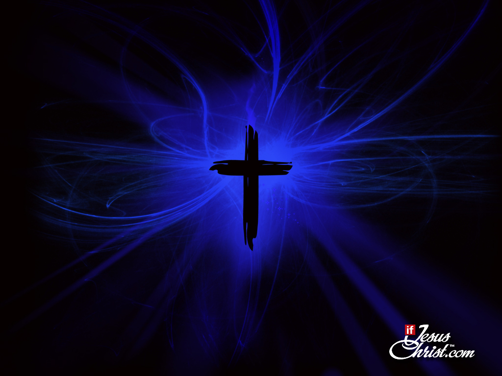 Love Jesus Christian Cross With Jesus Christ In Beautiful Sunrise 1024x768