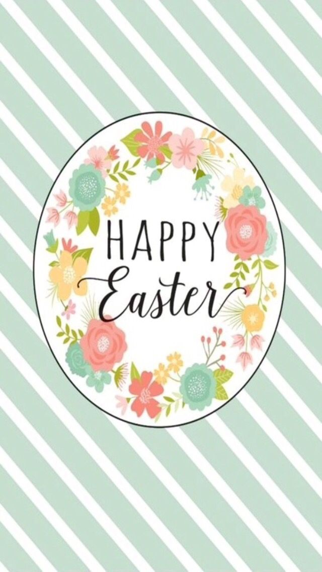 iPhone Wallpaper   Easter tjn Easter wallpaper Easter 640x1136