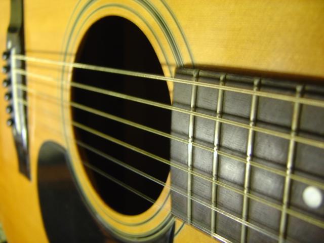 acoustic guitar wallpaper high resolution wallpapersafari. Black Bedroom Furniture Sets. Home Design Ideas