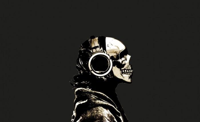 death mask wallpaper MyConfinedSpace 700x429