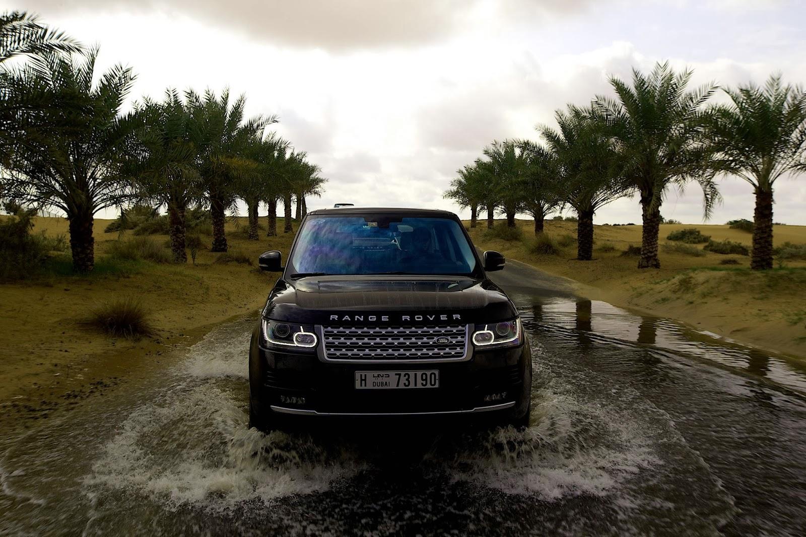 27 Range Rover Vogue Wallpapers On Wallpapersafari