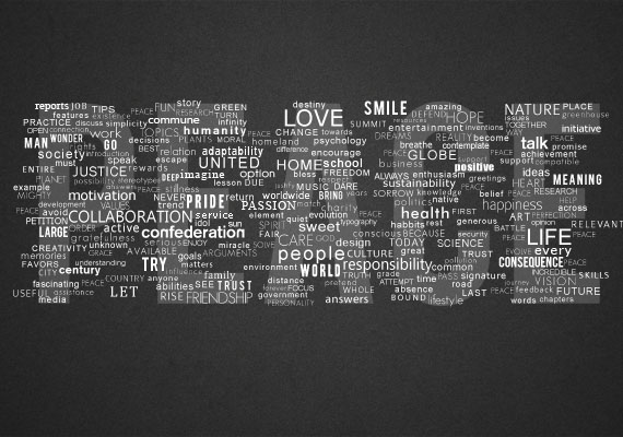 text6 how to create typographic wallpaper 570x400