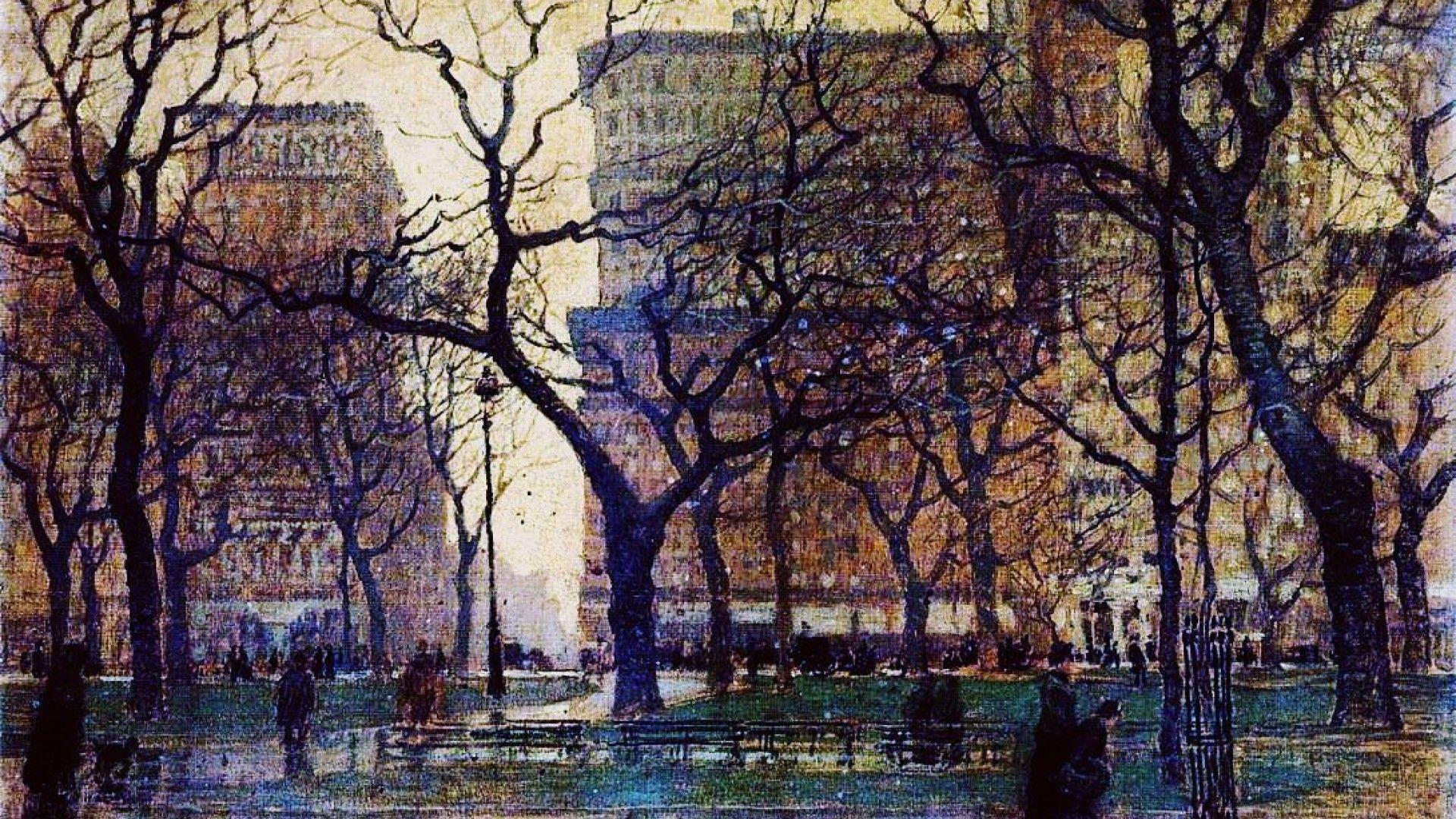 Impressionist Wallpapers 1920x1080