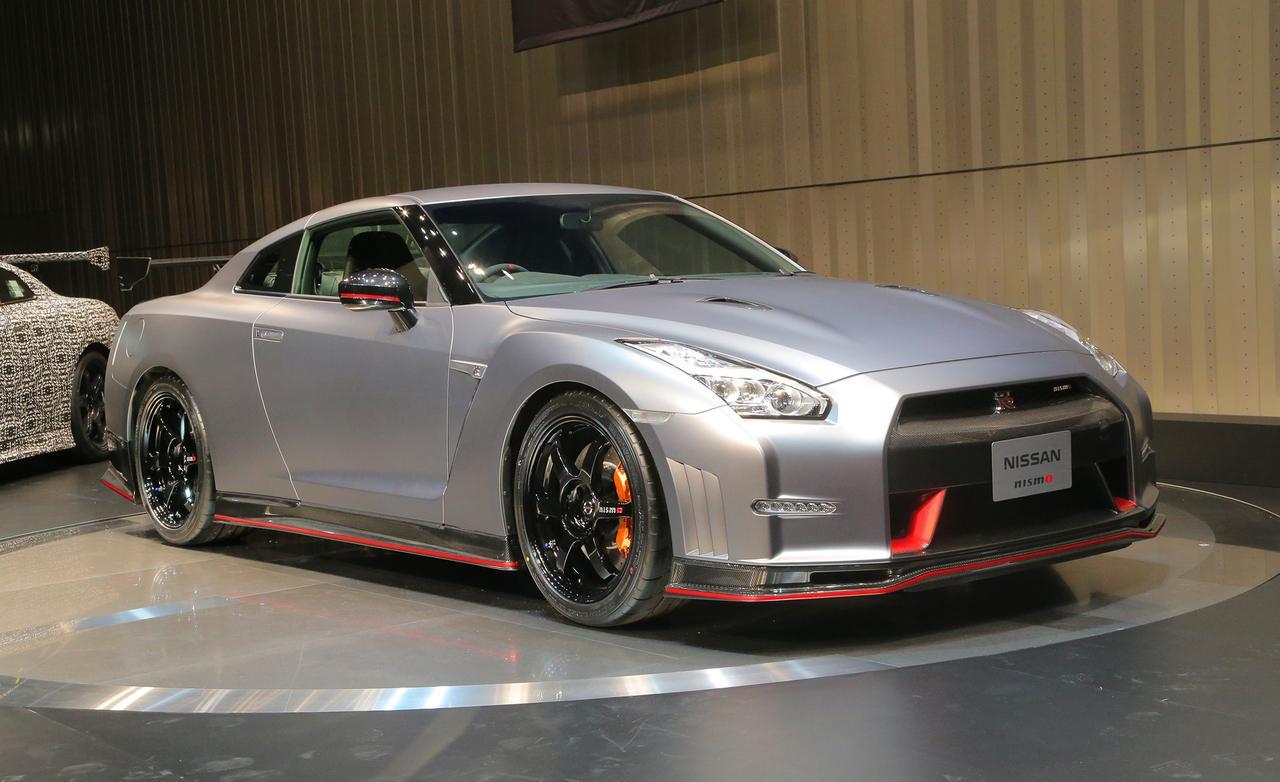 nissan gtr nismo wallpaper 2015 Nissan GT R NISMO photo photos 1280x782