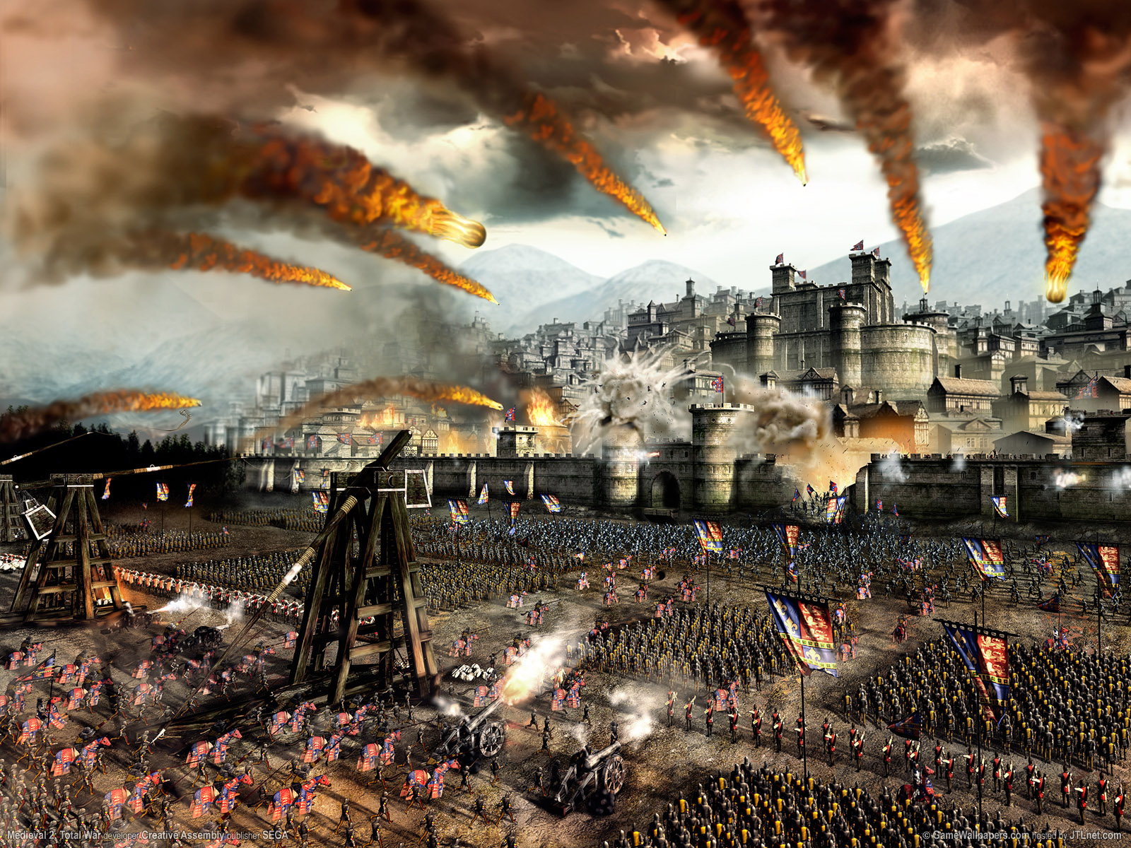 PCMAC Medieval 2 Total War Gamers Perspective 1600x1200