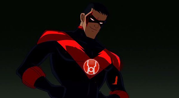 Nightwing Red Lantern 1 by DragonRa890 600x330