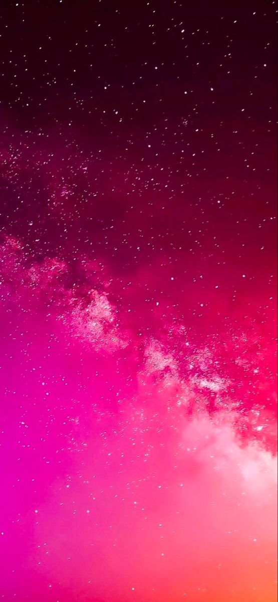 starry hot pink aesthetic wallpaper from tumblr Pink tumblr 555x1200