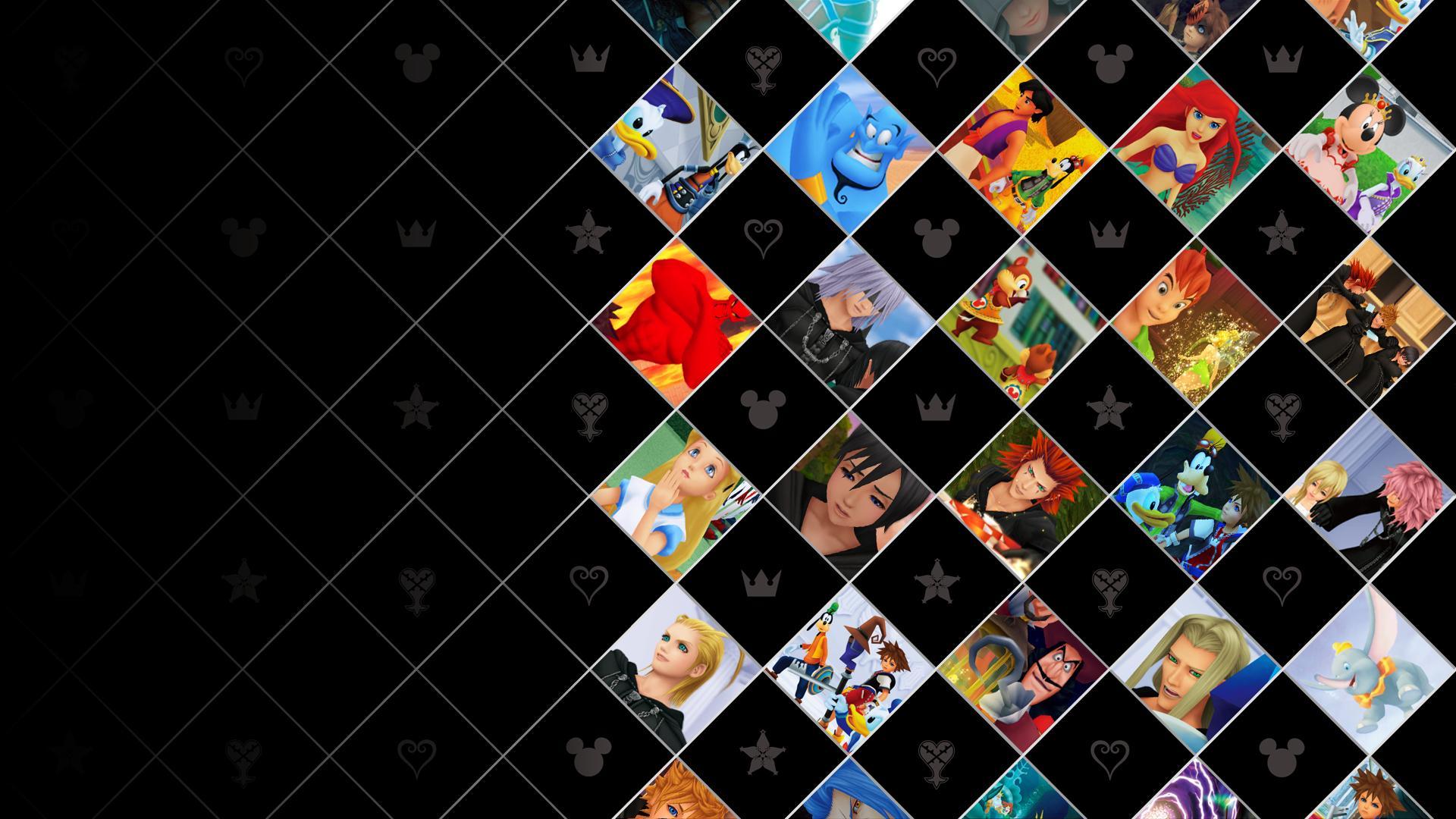 Kingdom Hearts 15 Ps3 Theme wallpaper   928409 1920x1080