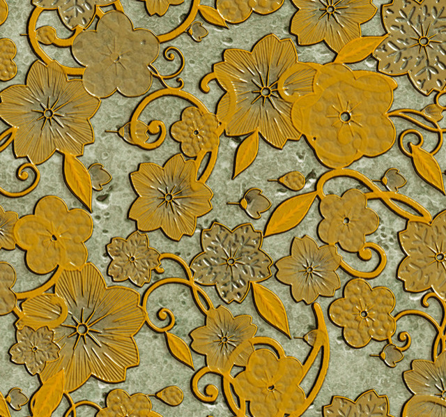 Removable Wallpaper Carving Stone Peel Stick Self Adhesive 24x96 640x598