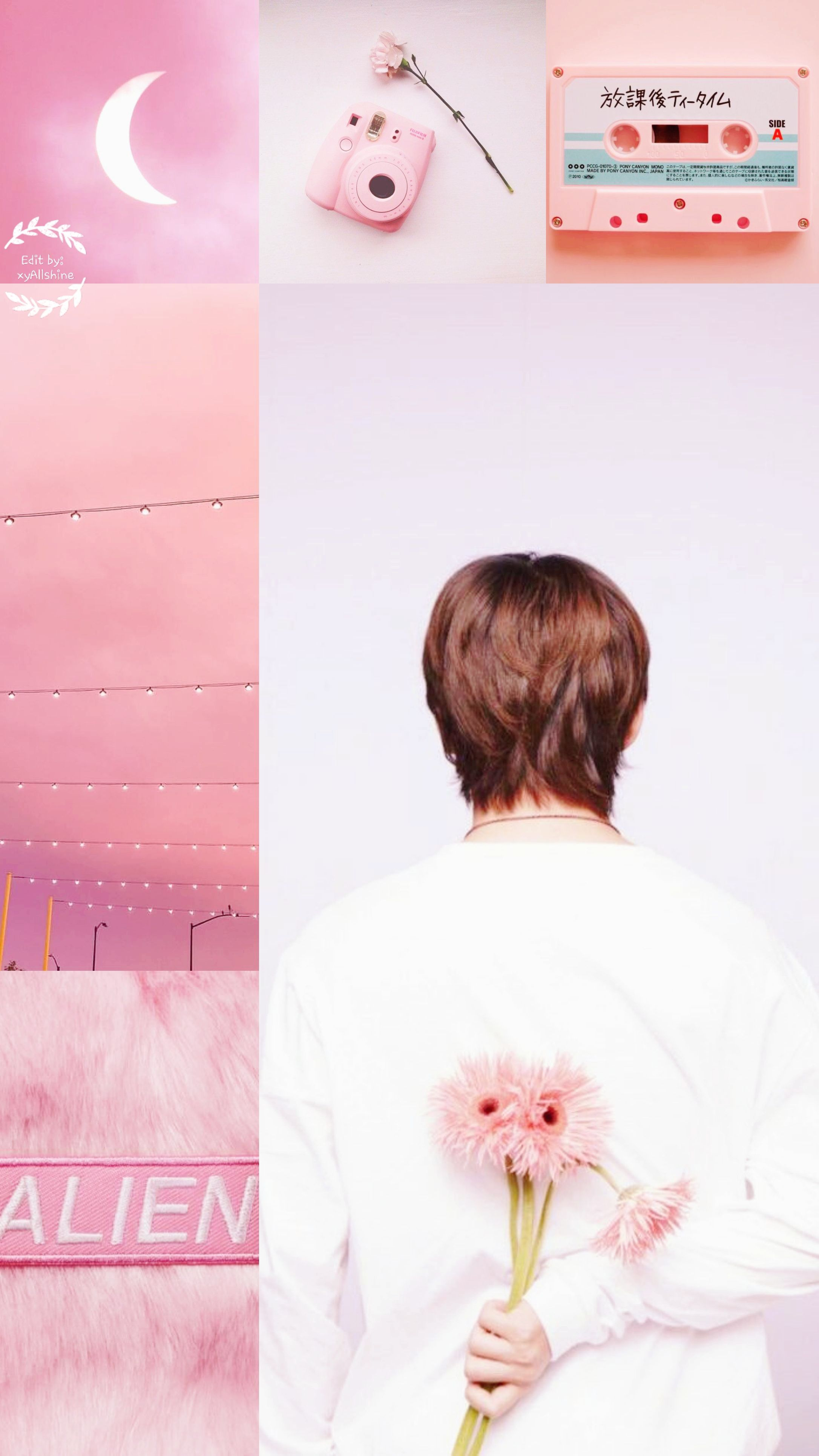 BTS V Aesthetic Wallpaper With images 2172x3862
