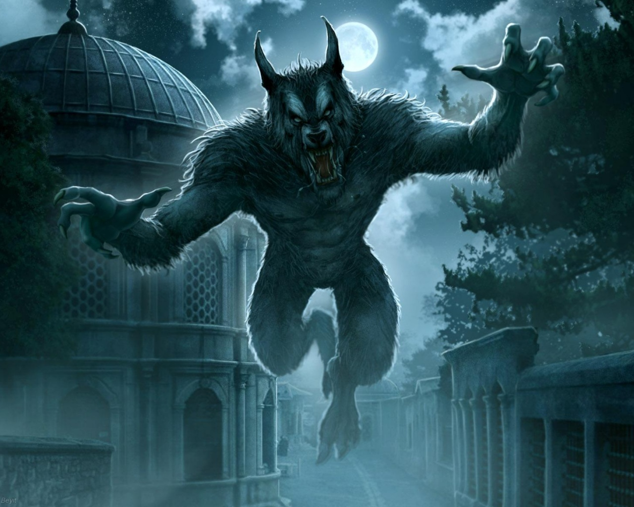 Classic Werewolf Rules Roles Potential Varients Please dont post 1280x1024