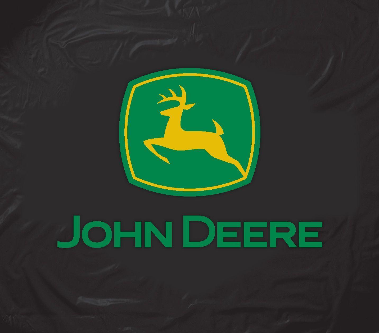 John Deere Logo Wallpapers 1432x1259