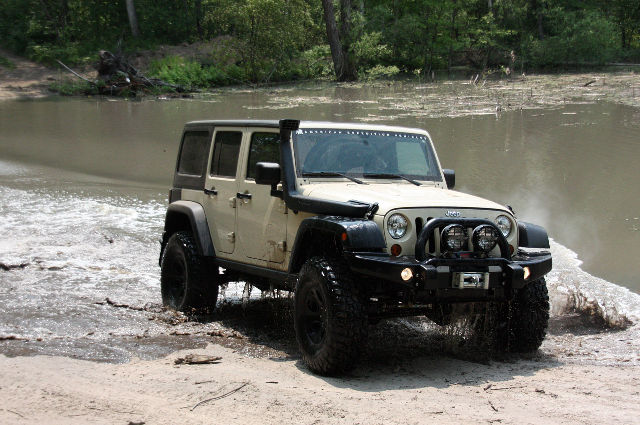 Galleries 2011 AEV Jeep Wrangler Hemi High Quality Wallpapers 1280x850