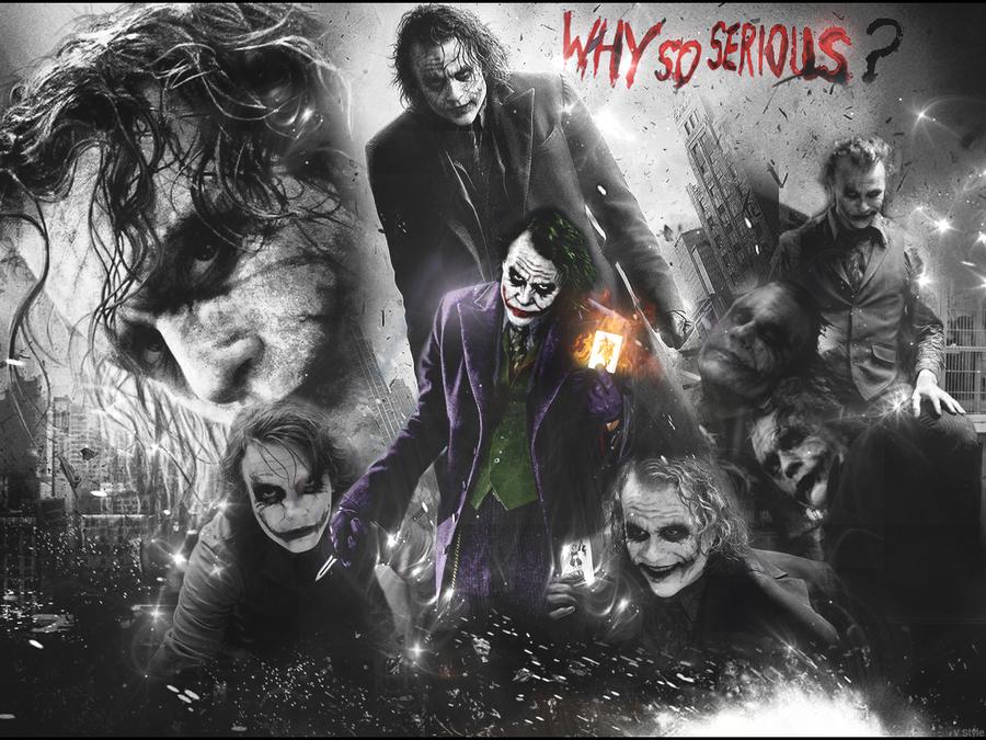 joker   The Joker Wallpaper 28092890 900x675