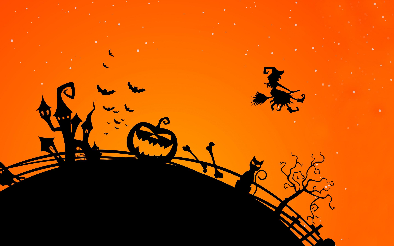 Halloween wallpaper 2880x1800 133372 WallpaperUP 2880x1800