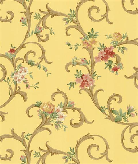 CH181609 Chatsworth Wallpaper Book by Imperial TotalWallcovering 480x572