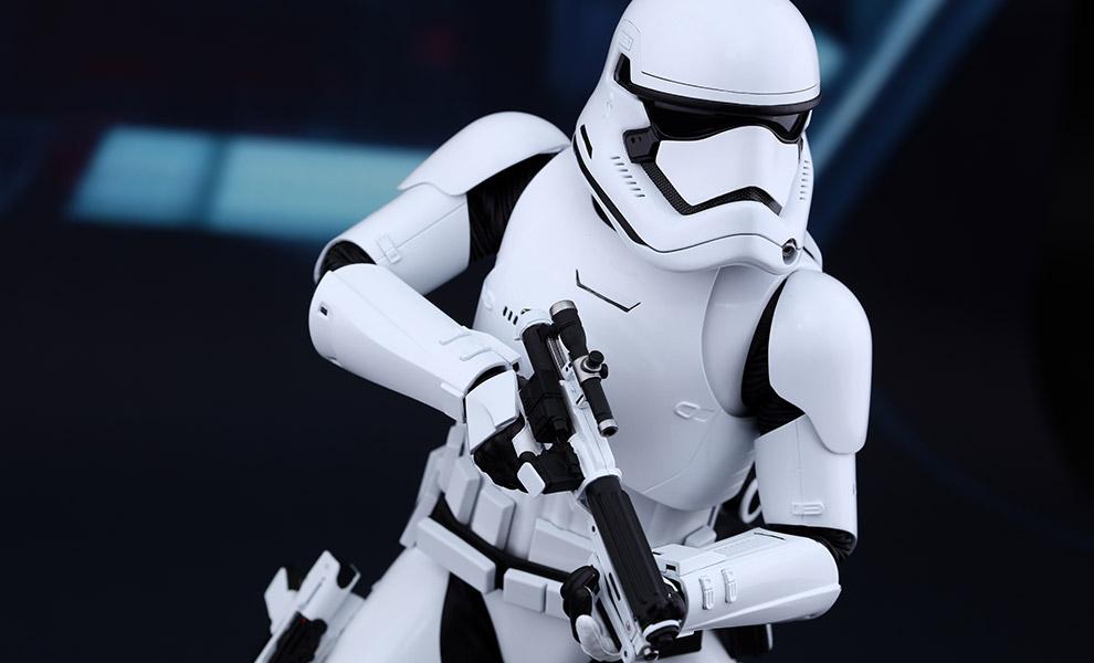 Star wars first order wallpaper wallpapersafari - Stormtrooper suit wallpaper ...