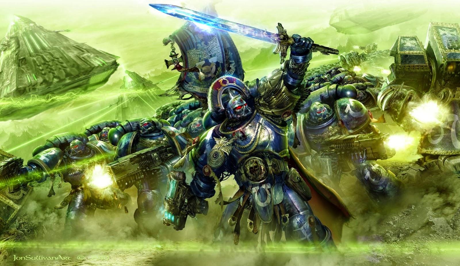 Imperial Guard Wallpaper - WallpaperSafari