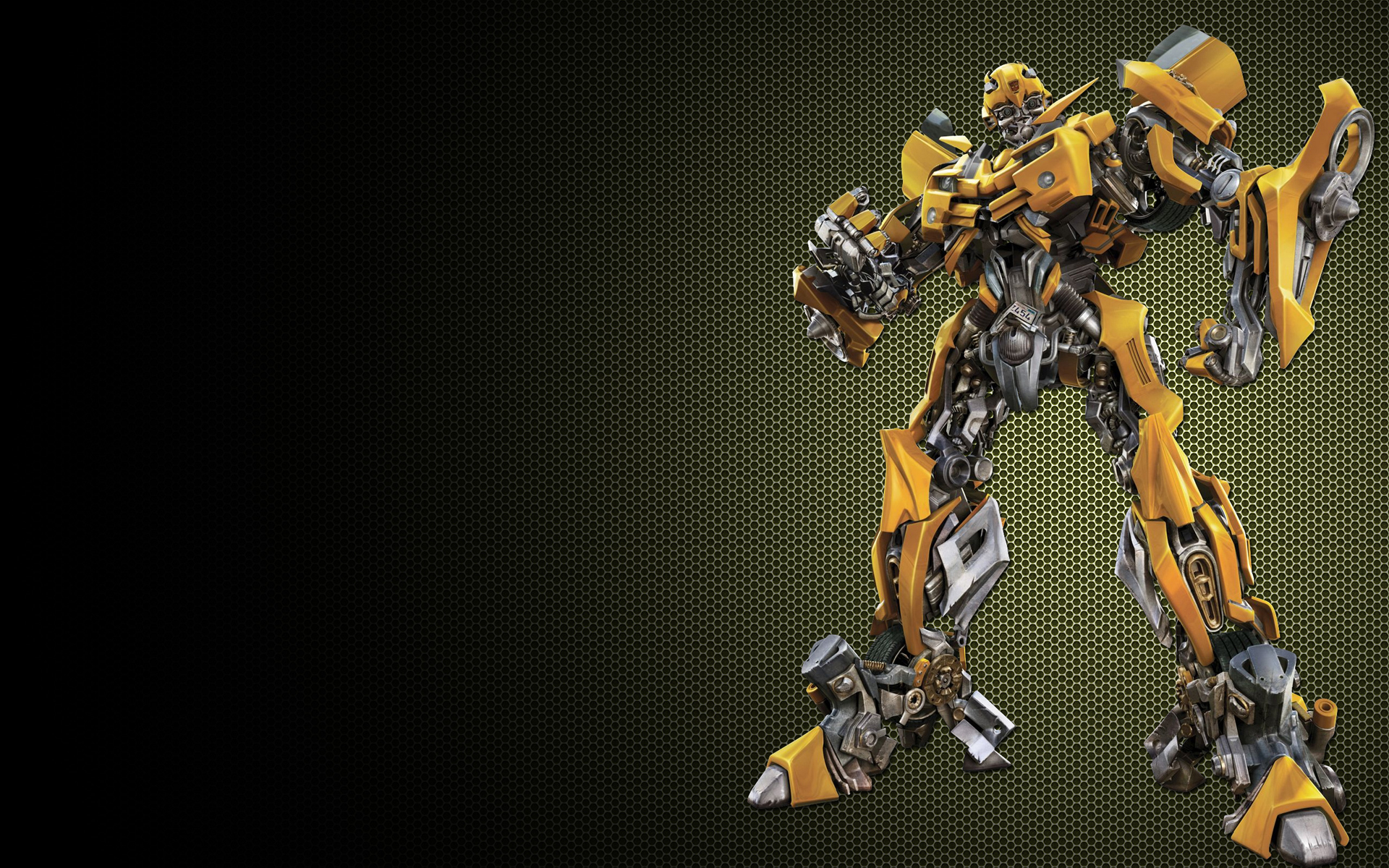 HD Wallpapers Movies Robots Bumblebee Characters Transformers 1920x1200