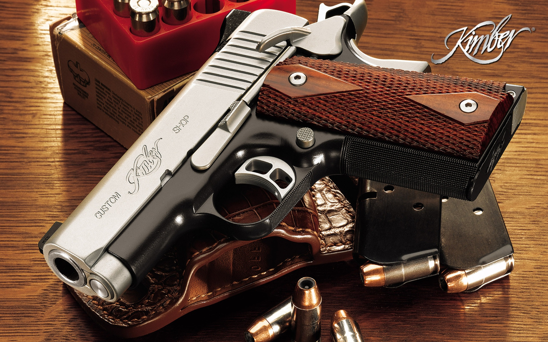 Kimber Pistols Wallpapers Pictures 1920x1200