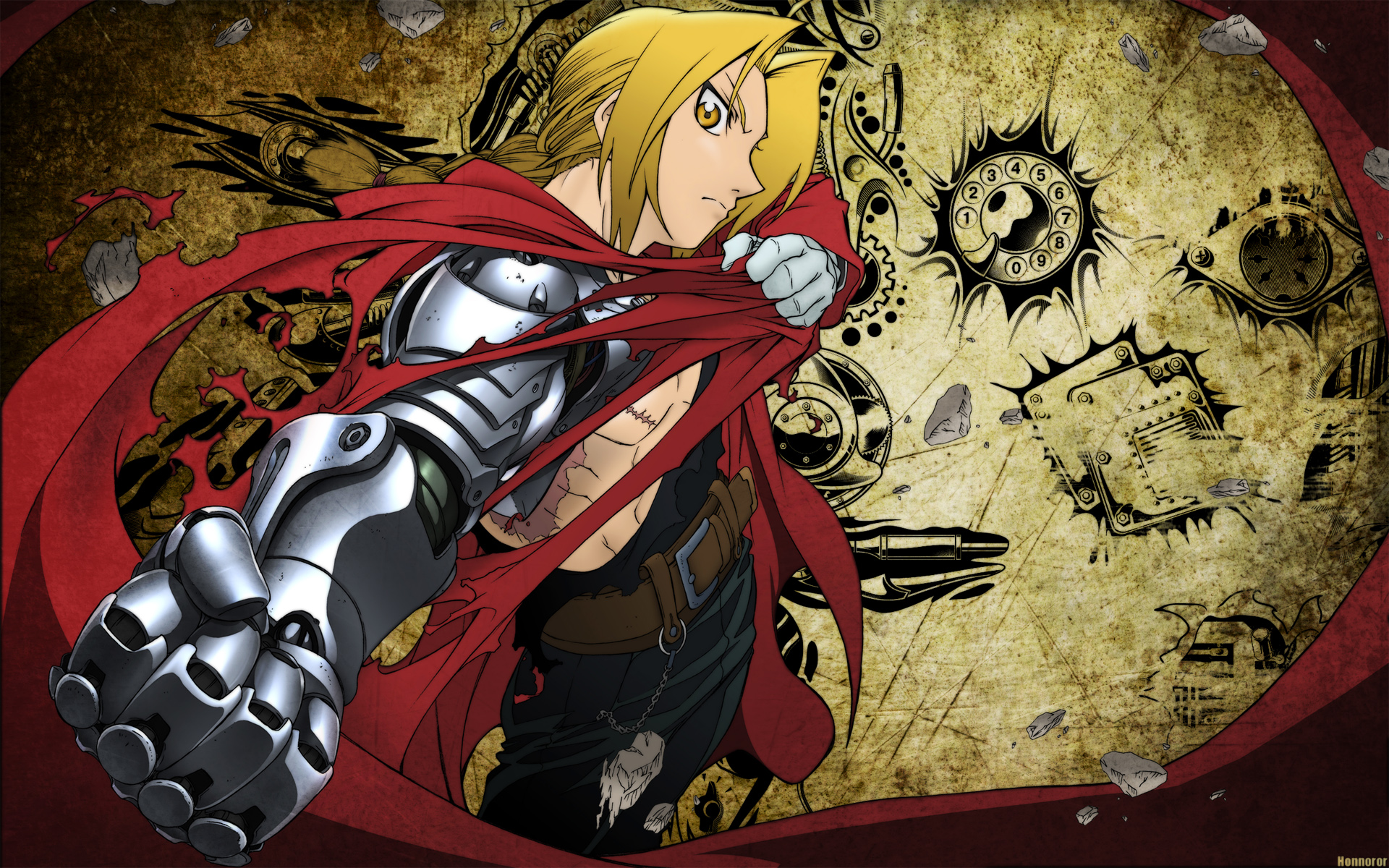 Full Metal Alchemist Wallpaper 1920x1200 Full HD Wallpapers 1920x1200