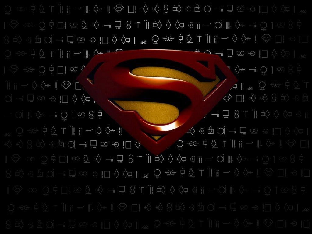 Superman Symbol 1024x768