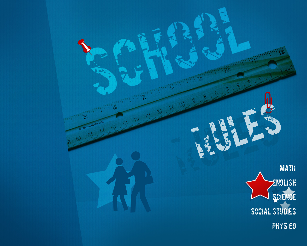 School Back to School Wallpapers by Katenet 1280x1024