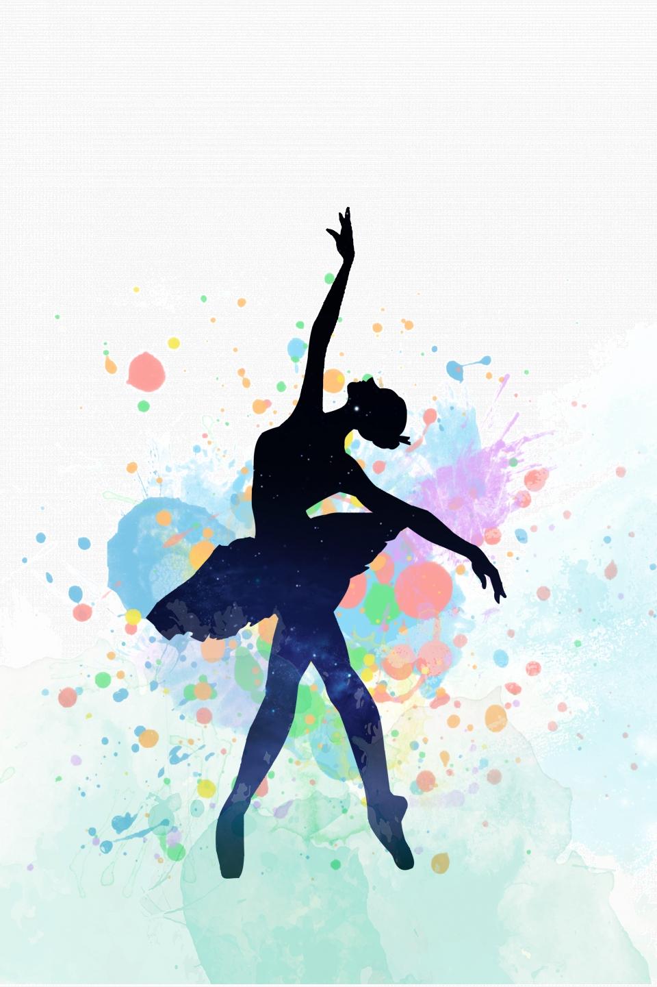Vector Silhouette Dancer Propaganda Vector Silhouette Dance 960x1441