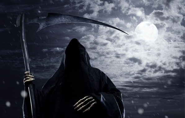 grim reaper scary creepy horror wallpapers photos pictures 596x380
