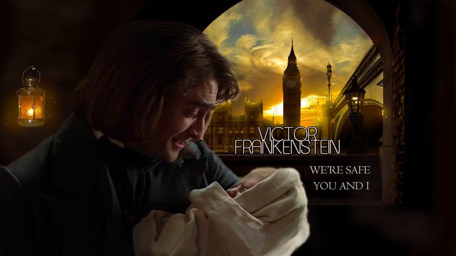 Victor Frankenstein Wallpaper by marcielucas 900x506