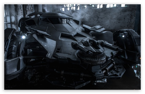 Batman V Superman Batmobile HD wallpaper for Standard 43 54 510x330