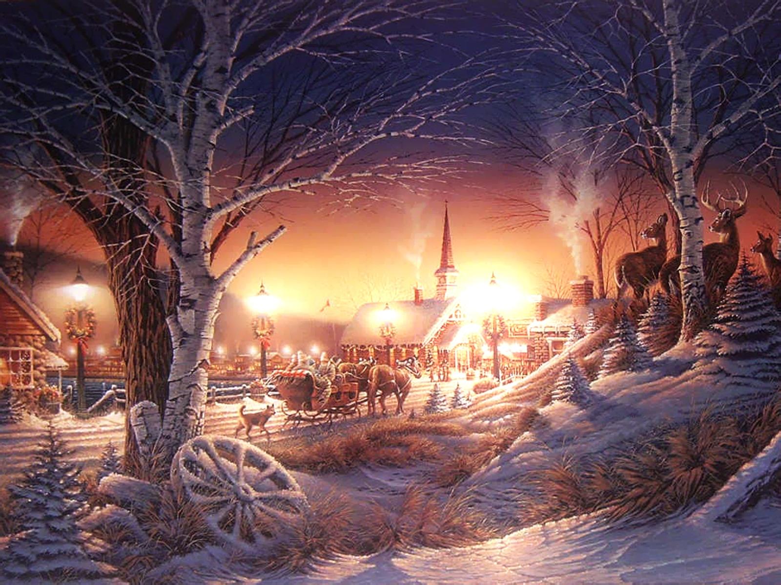 холодное новогодние фэнтези фото открытки конечно, плохо, именно