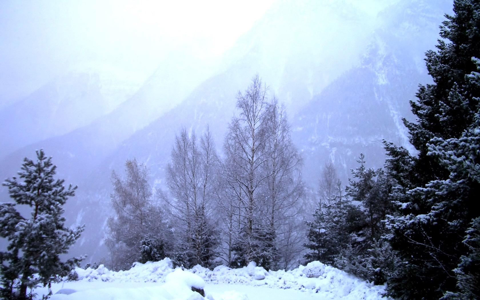 Widescreen High Resolution Winter Wallpaper - WallpaperSafari