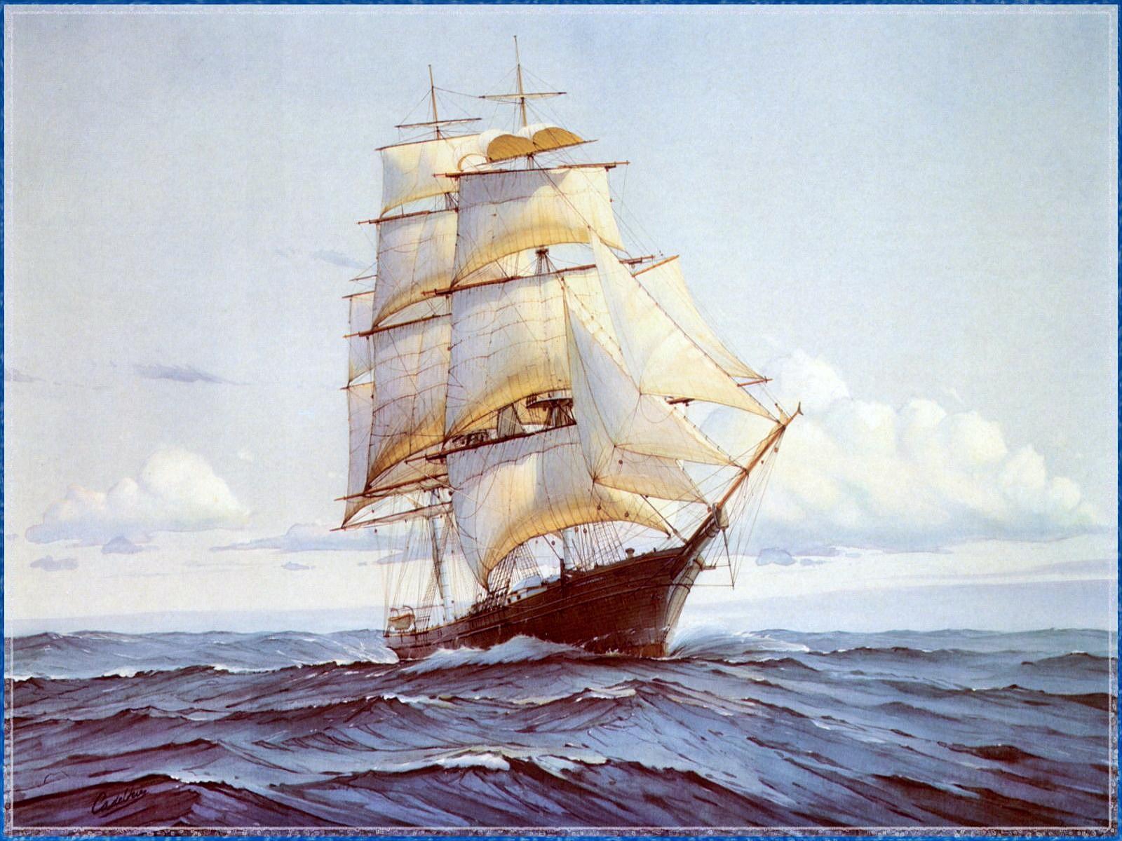 pin wallpapers old ship - photo #2