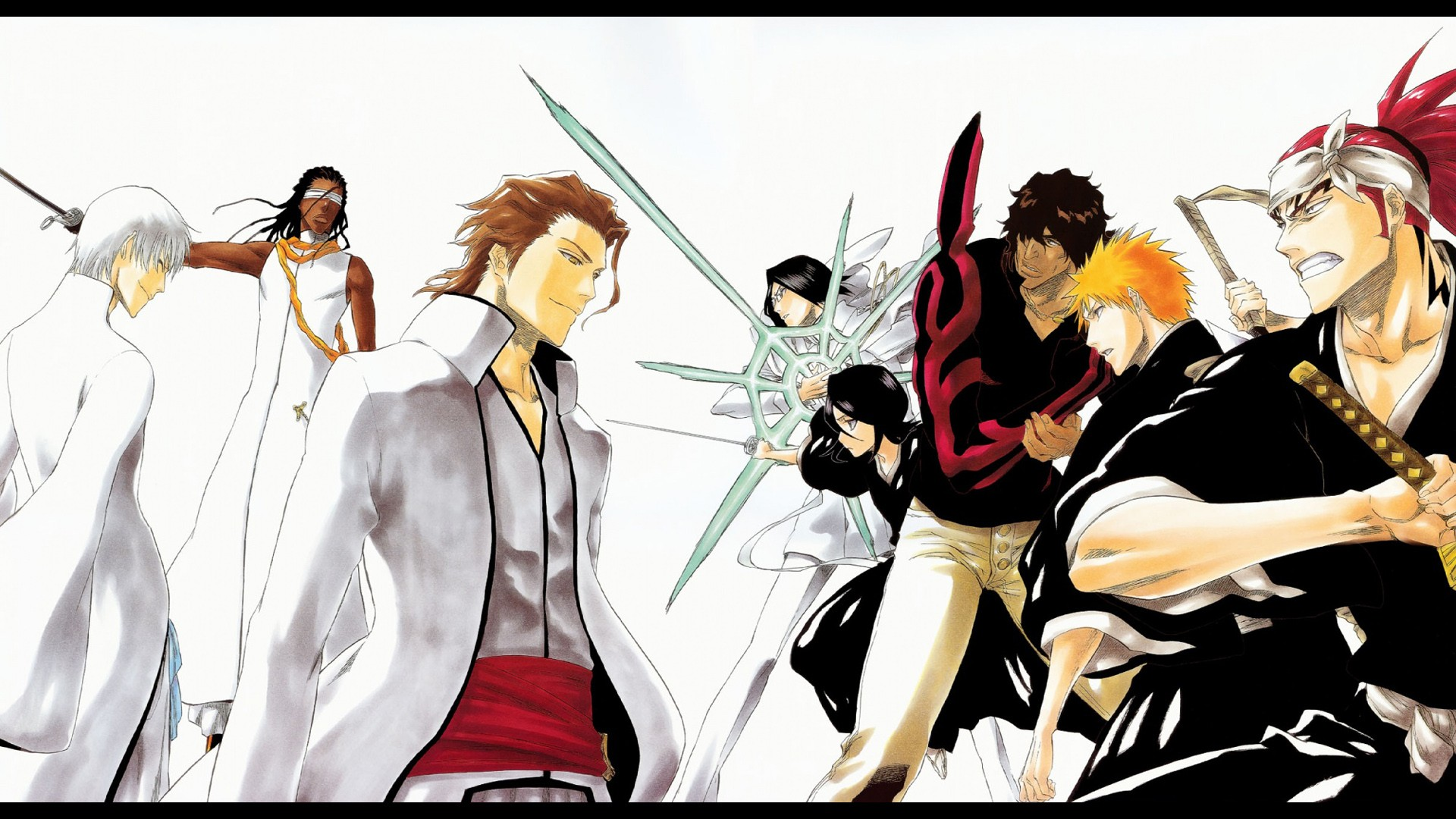 Download Sosuke Aizen Background 1920x1080