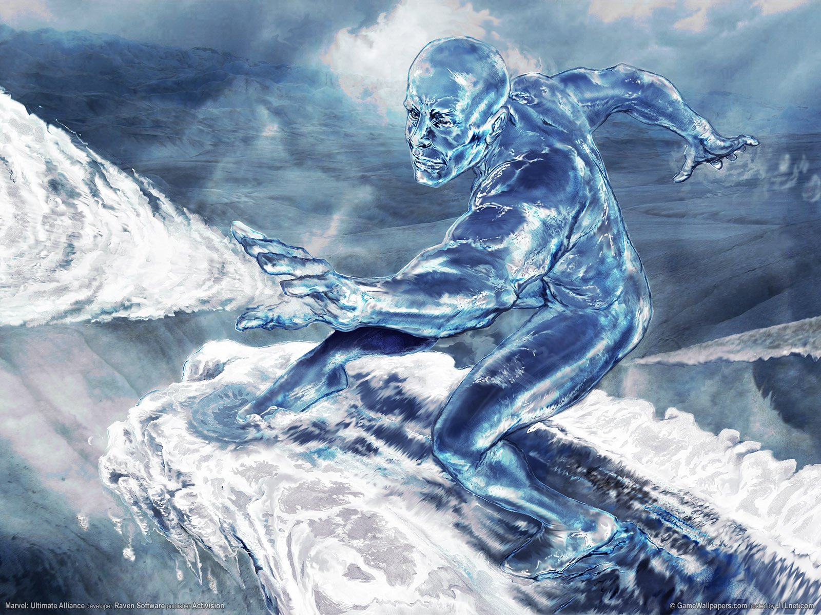 Iceman Wallpaper 30 Background Pictures 1600x1200