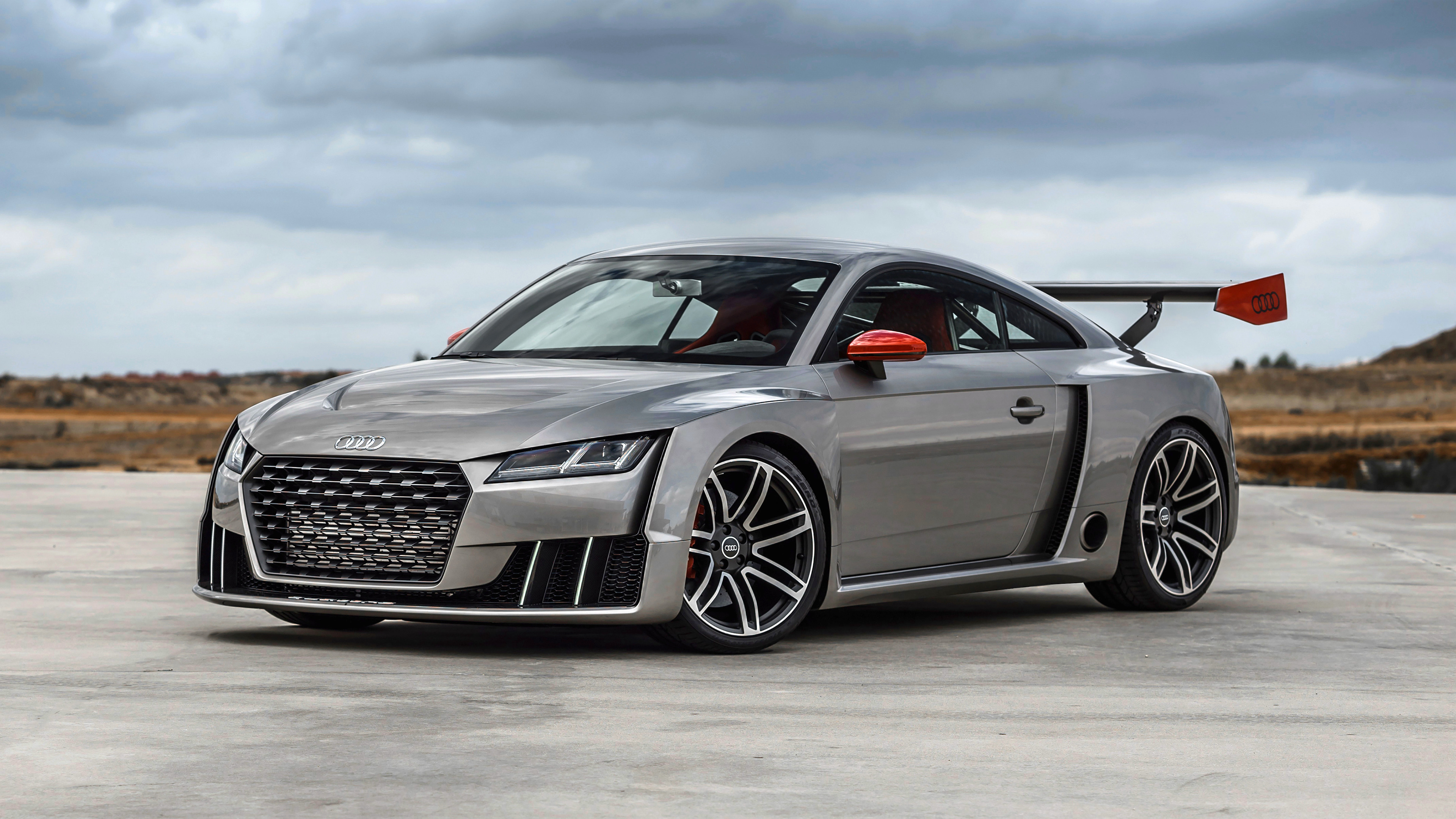 Audi Tt Rs Wallpaper Wallpapersafari