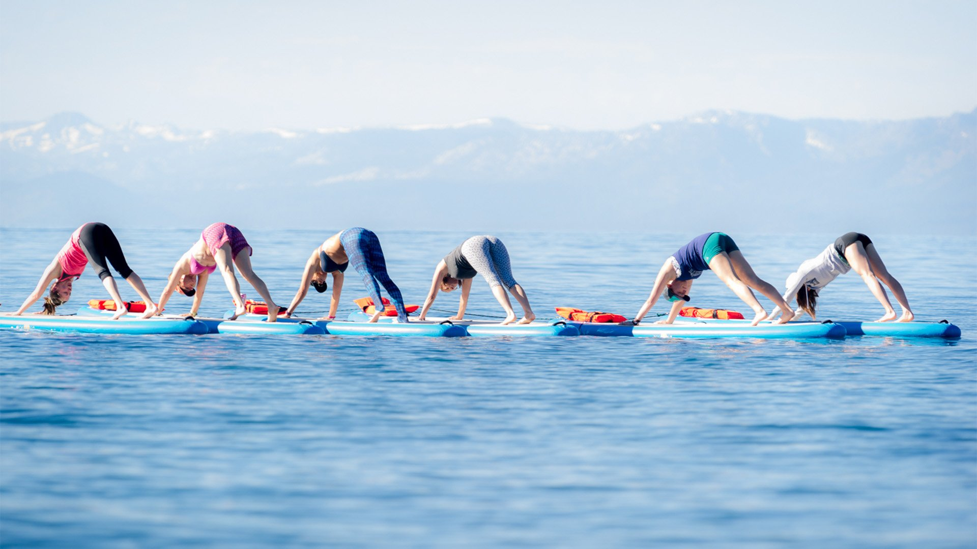 Wanderlust Yoga Festival at Squaw Valley in Lake Tahoe 1920x1080