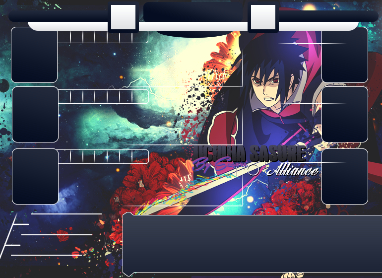 Naruto Arena [ Selection and In Game] Background 770x560