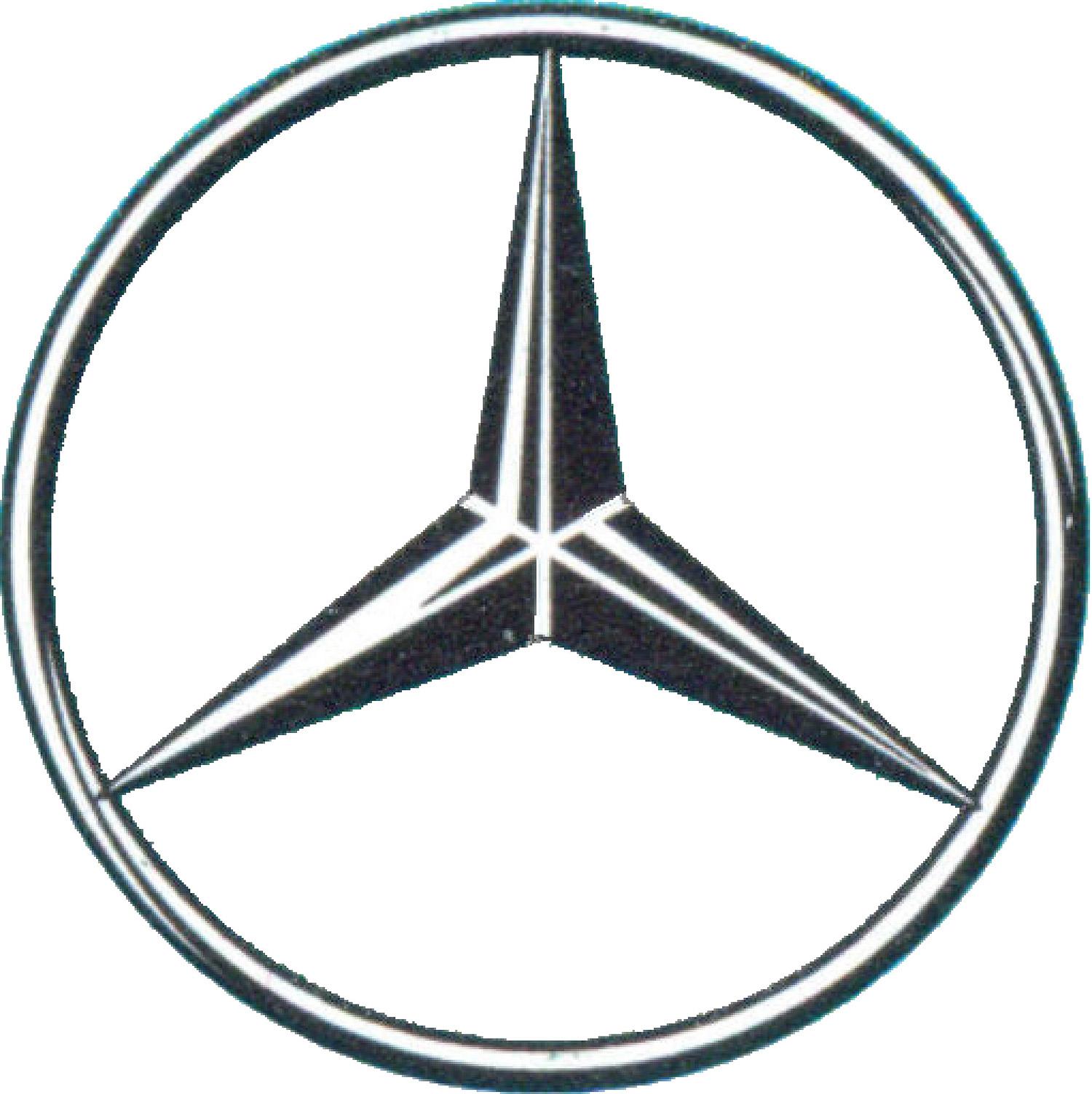 Mercedes logo wallpaper wallpapersafari for Mercedes benz car symbol