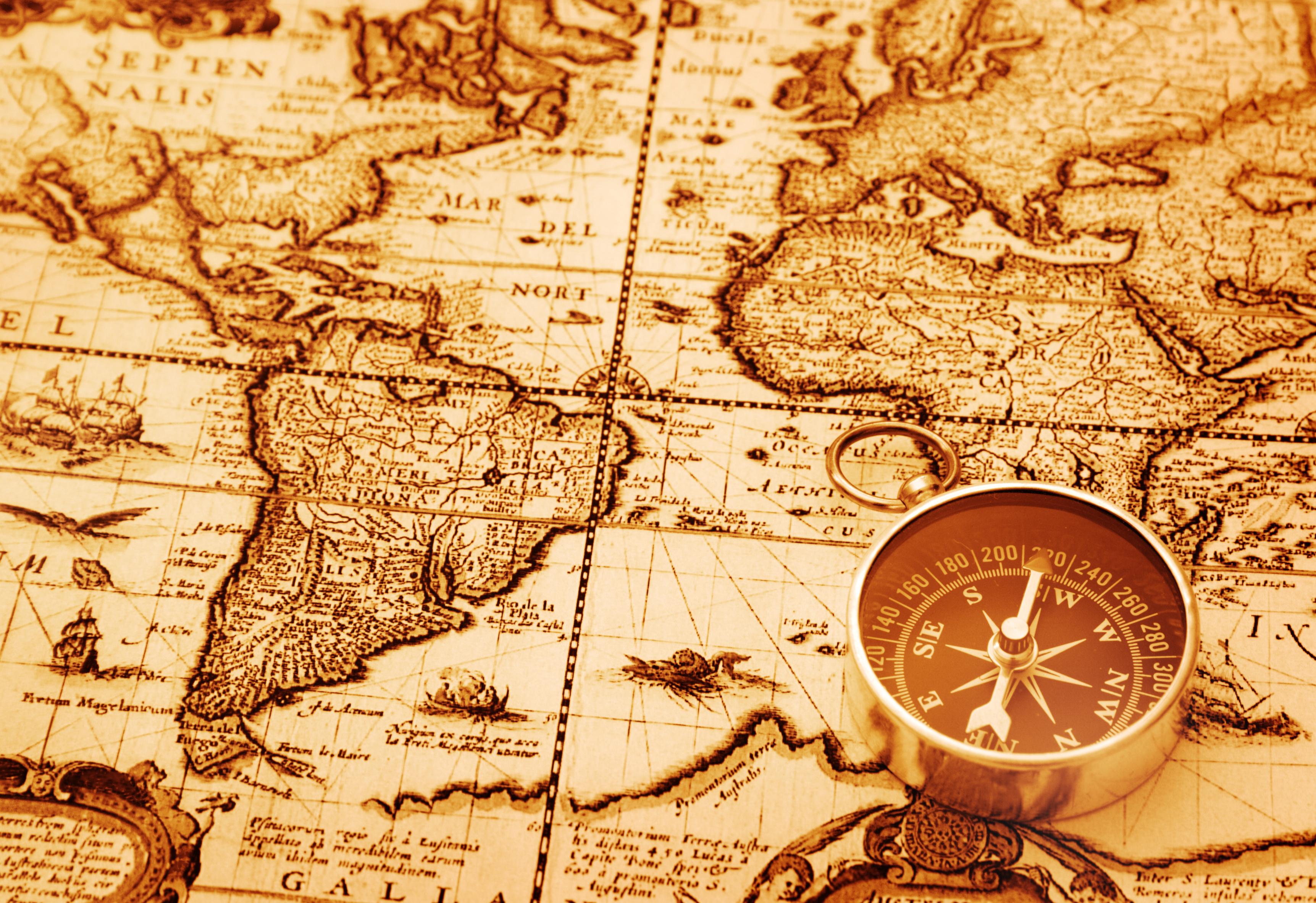 Wallpaper Maps Old World WallpaperSafari - Old us map and pics