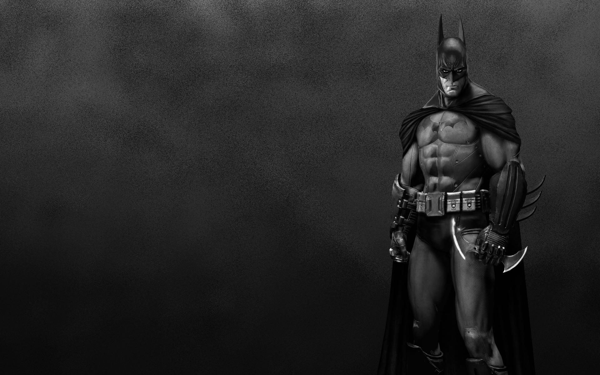 Black And White Batman Wallpaper Wallpapersafari