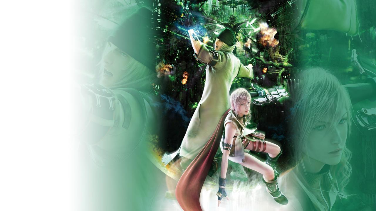 Fantasy XIII HD Wallpapers HD Video Game Desktop Wallpapers DVD 1280x720