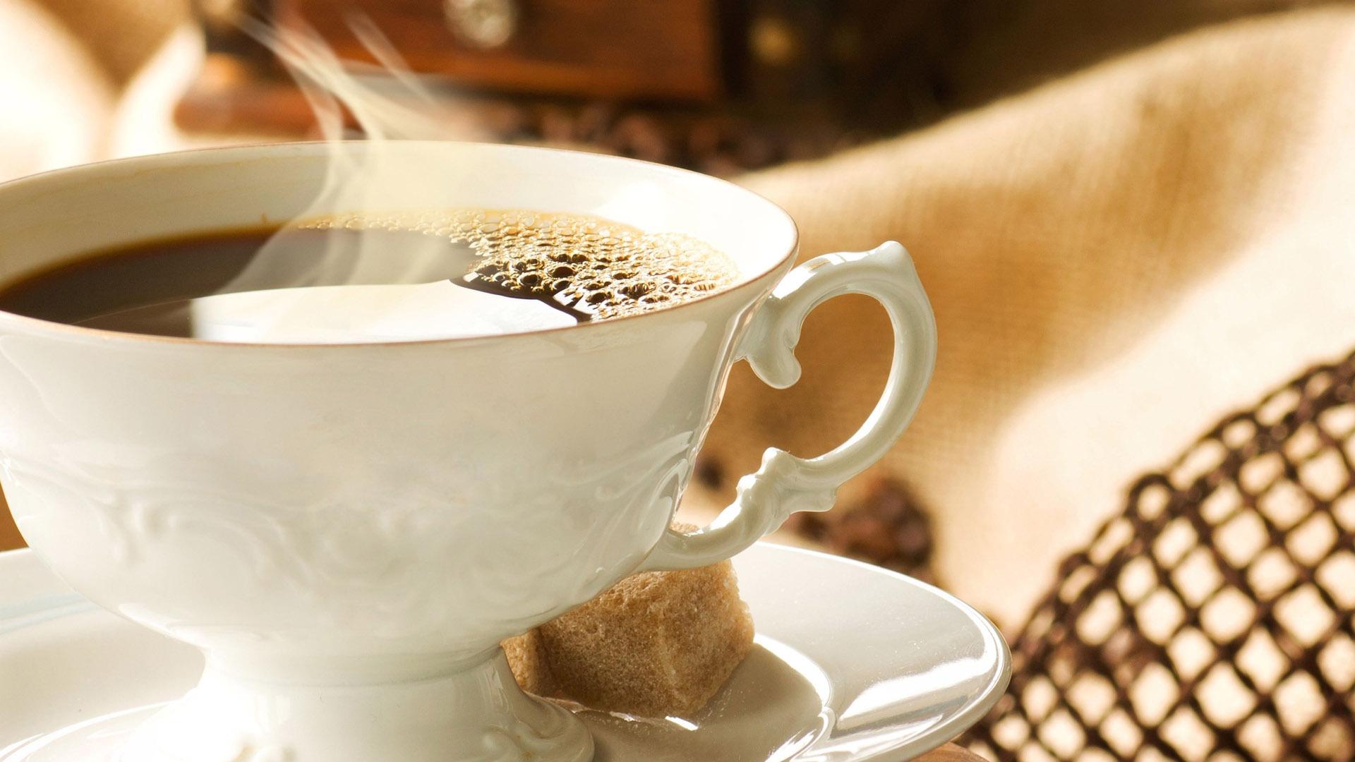 Winter Coffee Wallpaper - WallpaperSafari