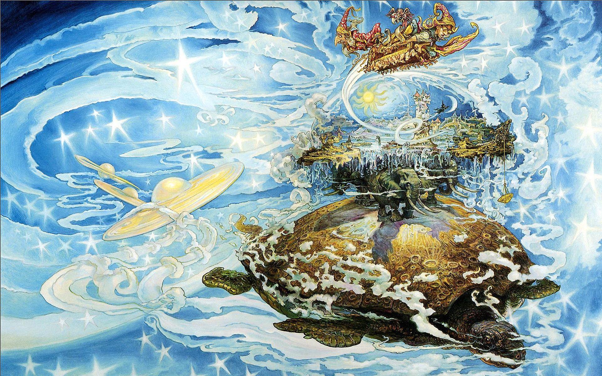 latest 19201200 Book  Discworld Art Terry pratchett 1920x1200