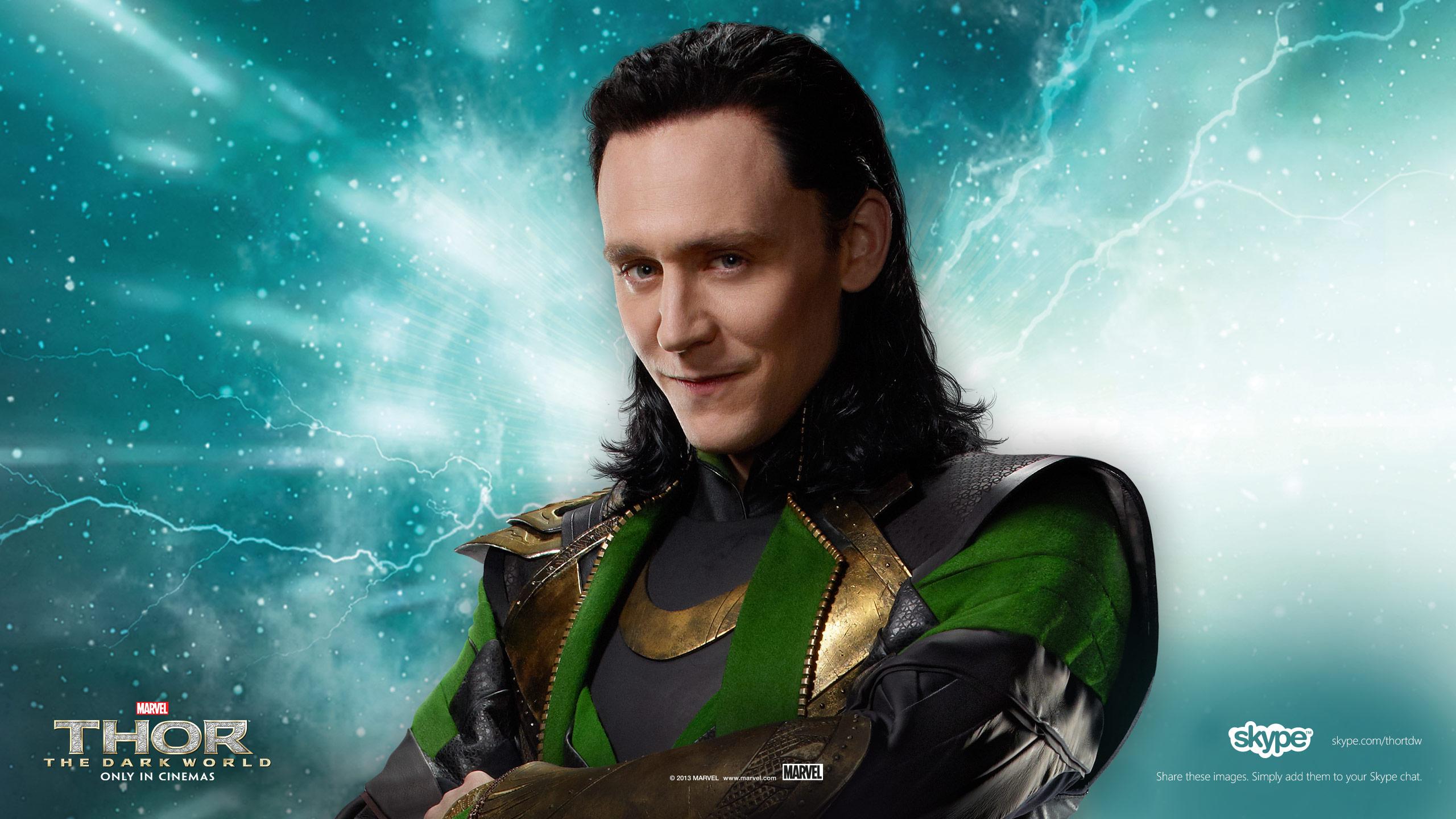 2560x1440 Desktop Wallpaper Loki 2560x1440