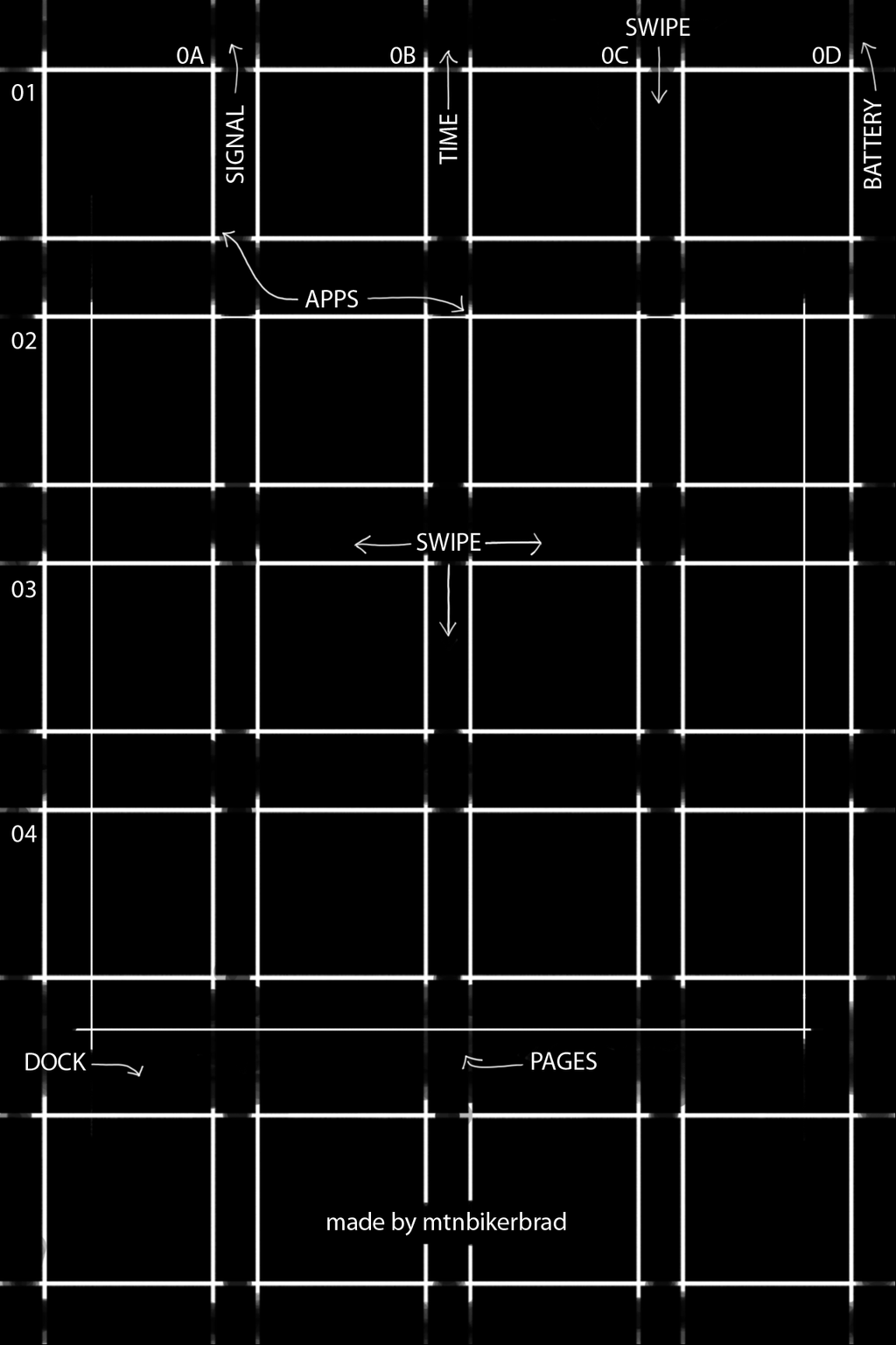49 Iphone 6 Grid Wallpaper On Wallpapersafari