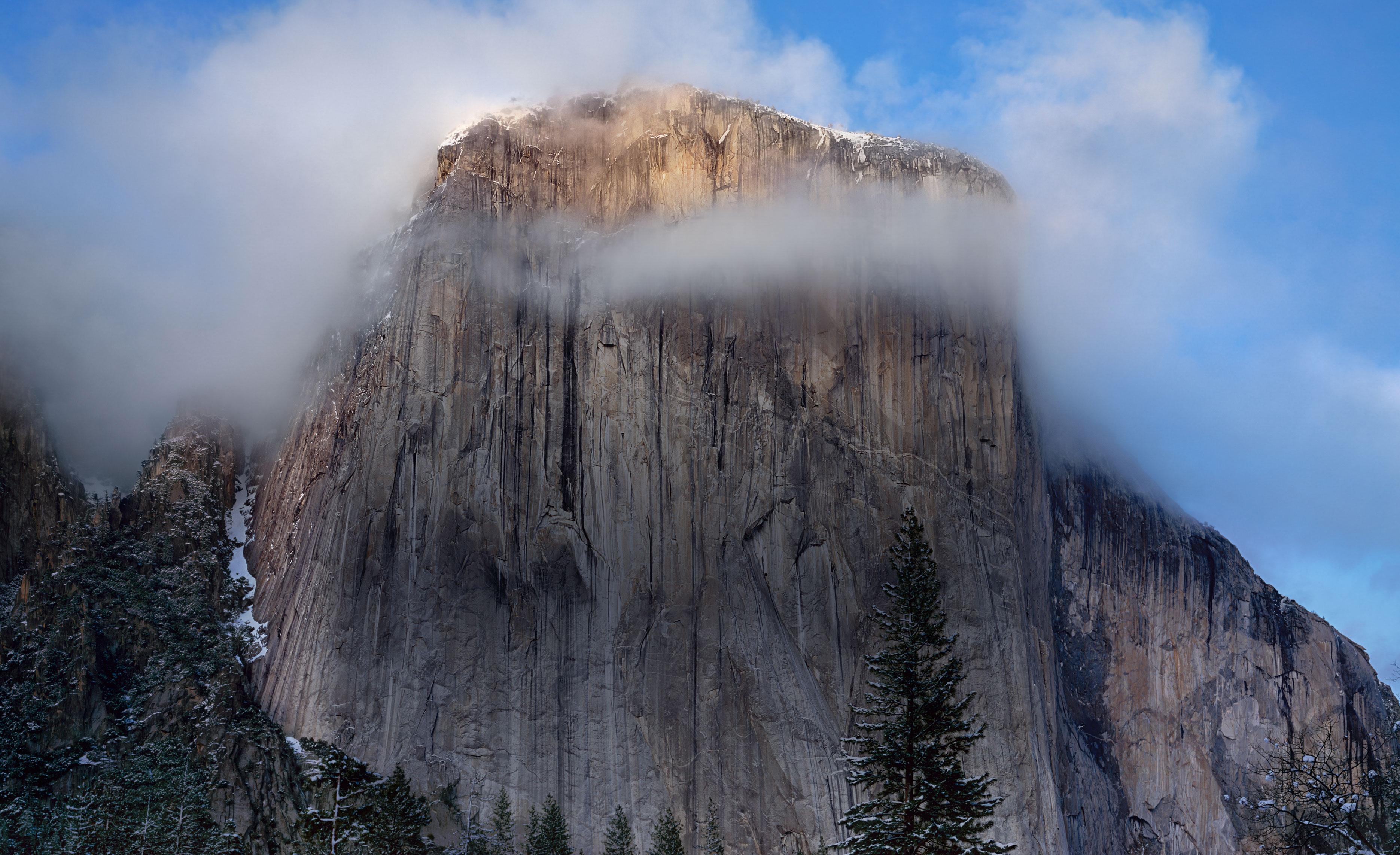 OS X Yosemite Wallpaper El Capitan Download 37402284 3740x2284