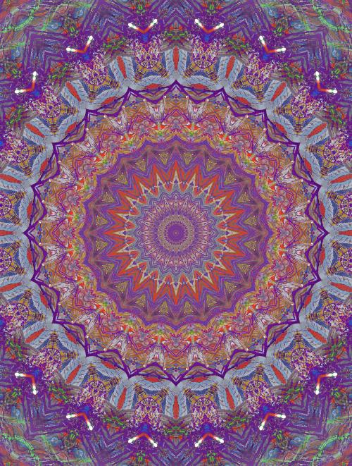 Chaotec Chichiliki Mandalas at society6 here Artist Tumblr here 500x661