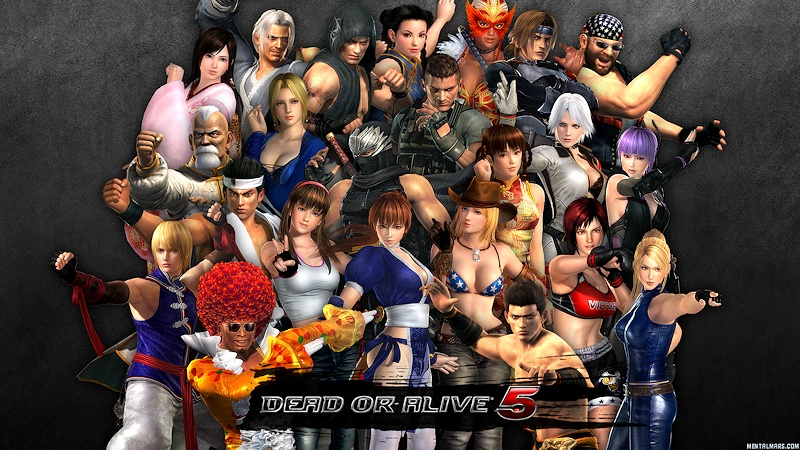 Dead or Alive 5 Wallpaper   MentalMars 800x450